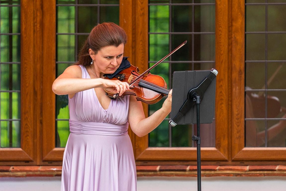Natalia Lomeiko, violin