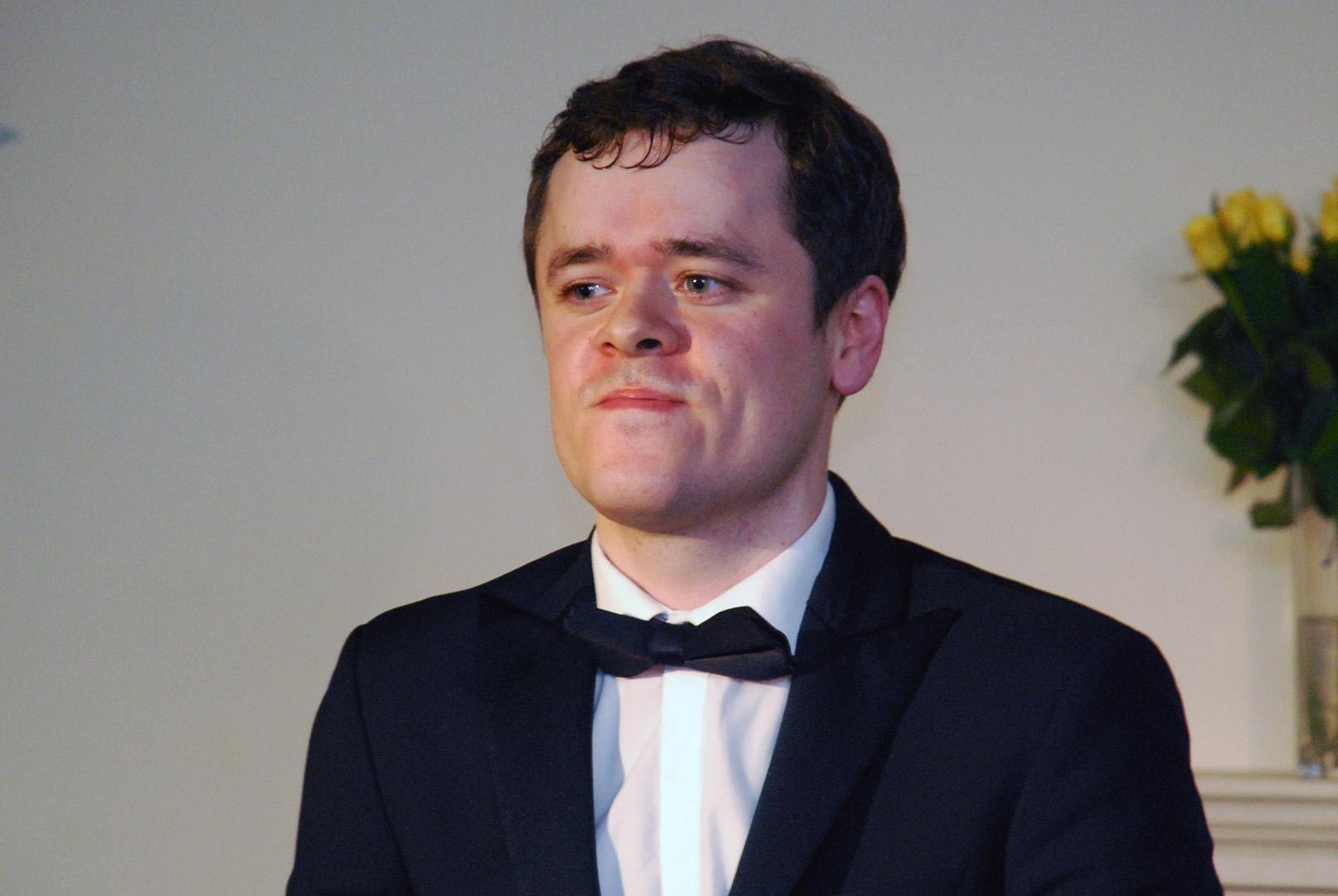 Benjamin Grosvenor at Breinton