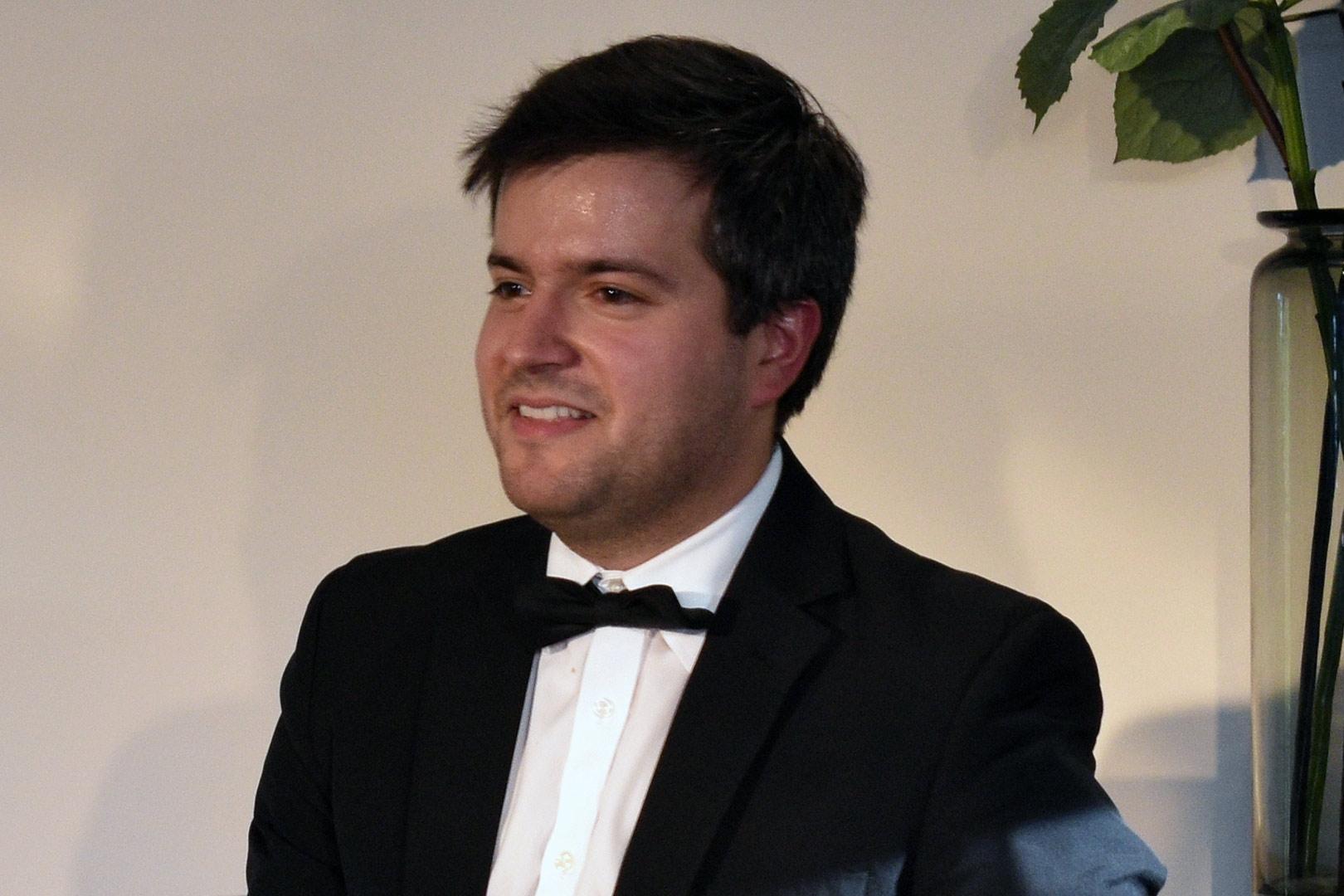 Florian Mitrea at Breinton