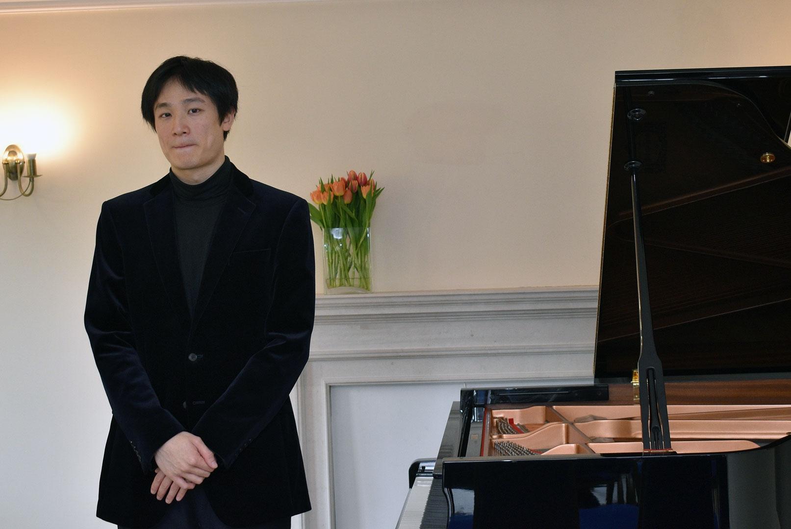 Chiyan Wong at Breinton