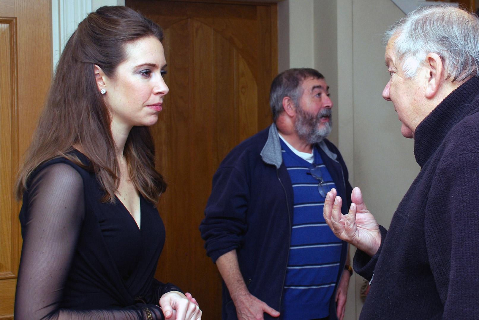 Amy Dickson & Martin Cousin at Breinton