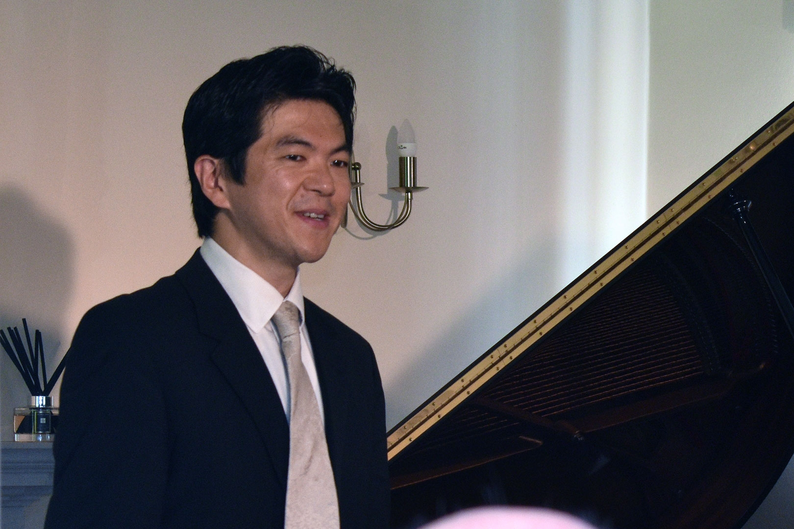 Masayuki Tayama at Breinton on 15 September