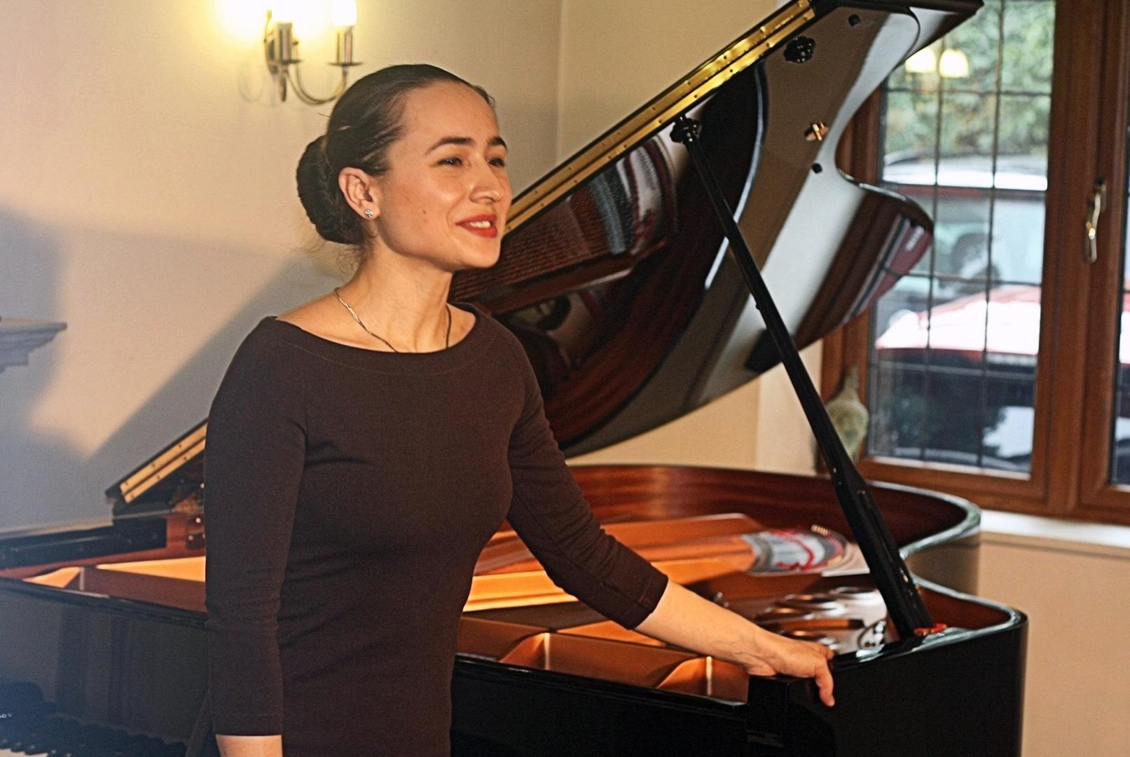 Anna Tsybuleva at Breinton