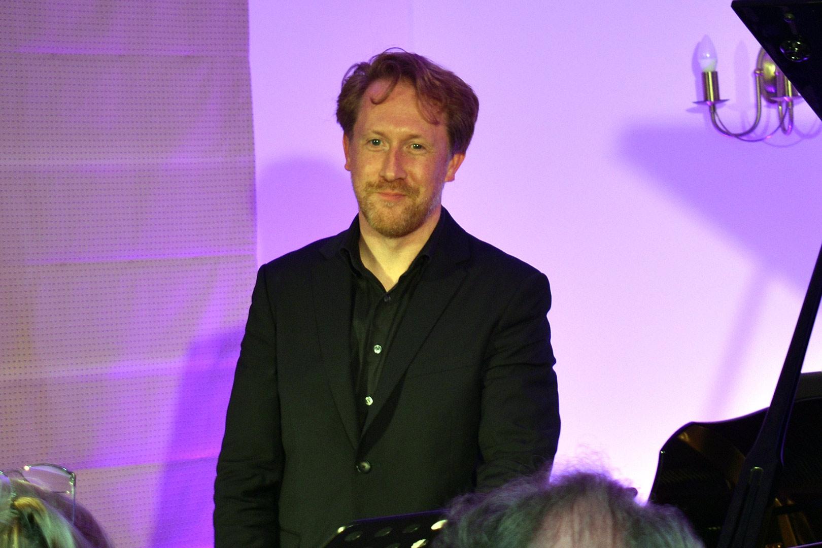 Simon Crawford-Phillips at Breinton