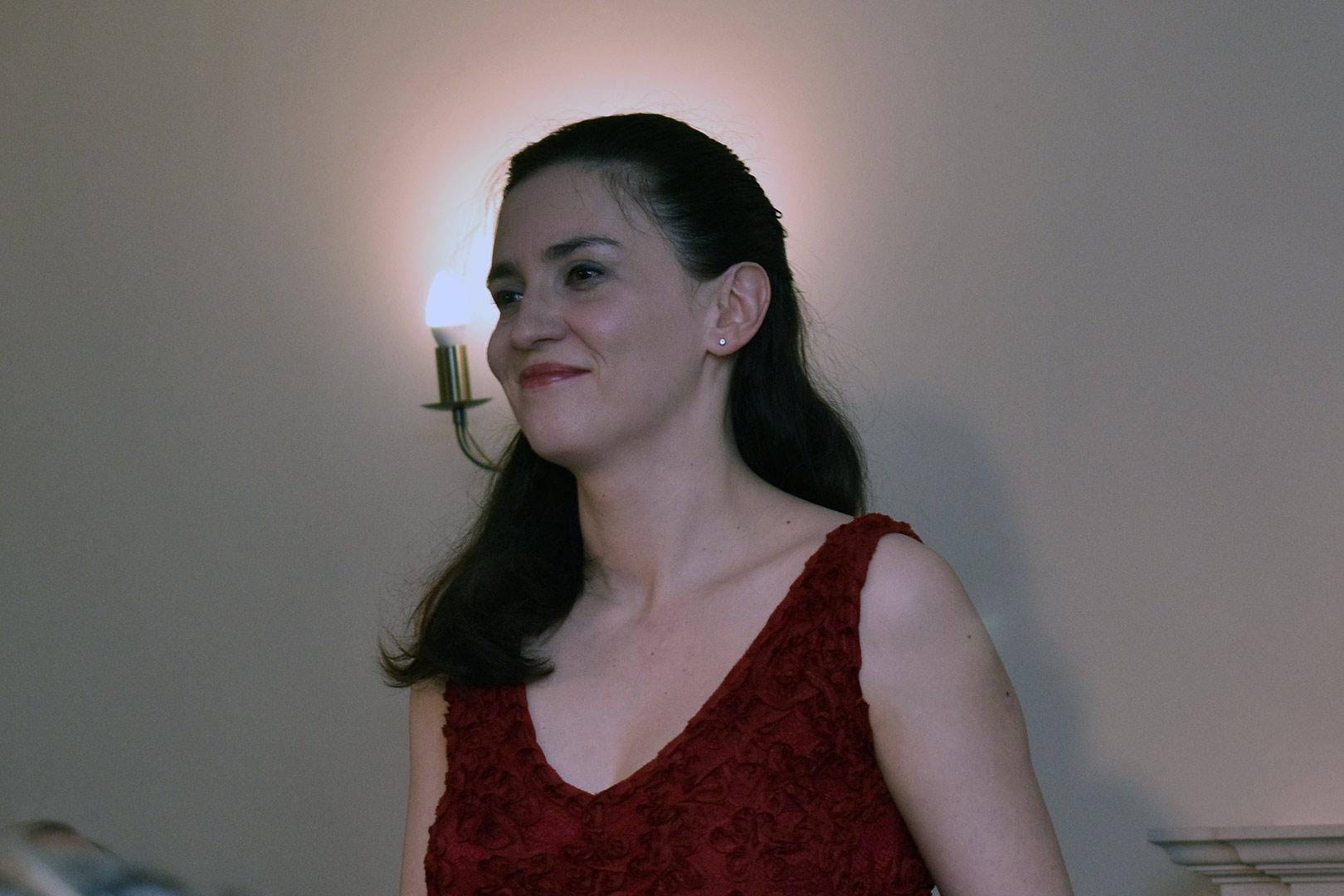 Ivana Gavric at Breinton