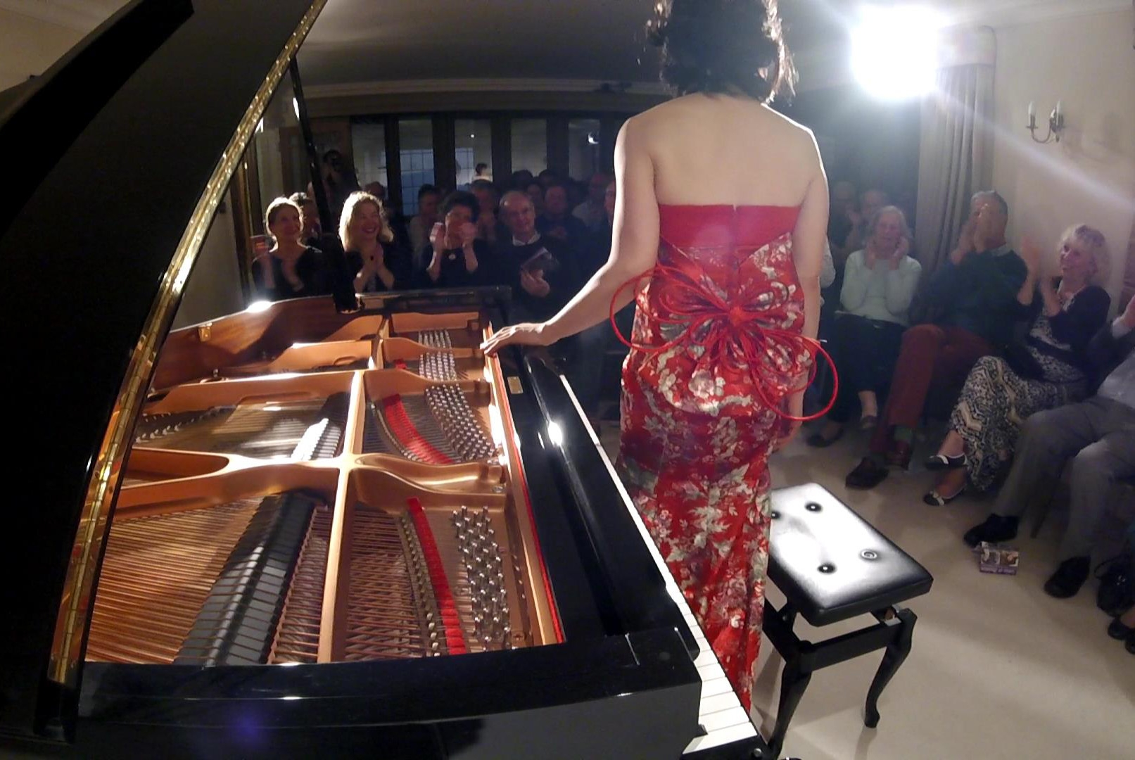 Noriko Ogawa at Breinton on 1 October 2016