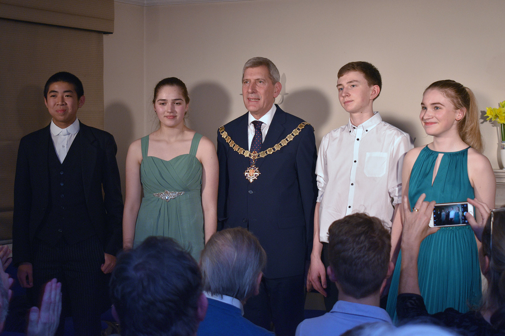 Local Young Performers Soiree at Breinton