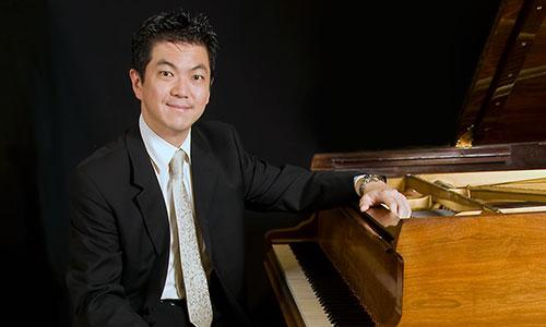 Masayuki Tayama, piano