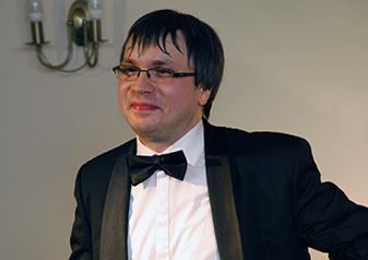 Alexei Grynyuk at Breinton
