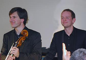 Johnston & Beatson at Breinton